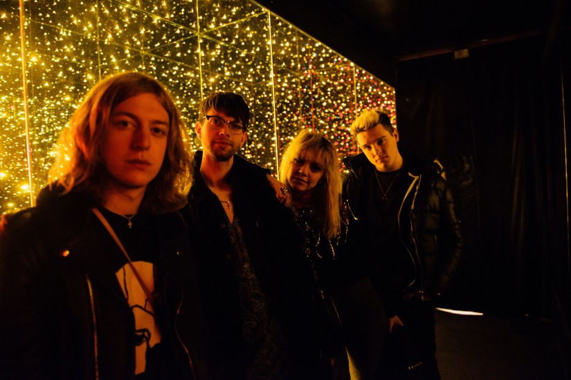 """ANTEROS / """"We were sat there super hungover thinking, what the fuck is goingon?"""""""