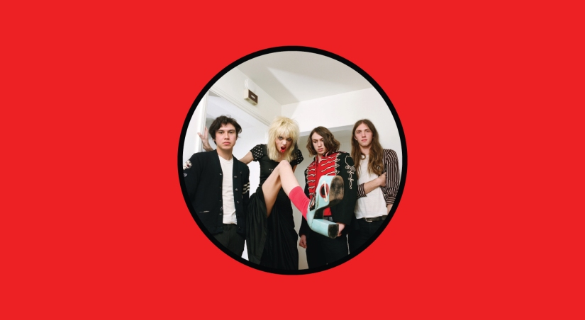 Track of the Day #08: Starcrawler – Pussy Tower