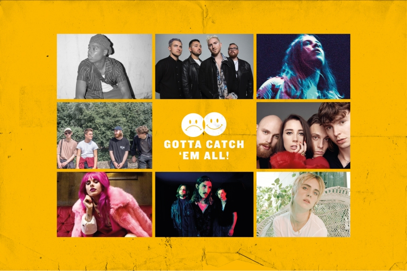 Gotta Catch 'Em All! Your monthly Norwich gig guide | April 2018