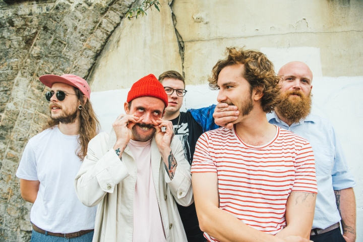 IDLES Press shoot, September 2017, Lindsay Melbourne-20